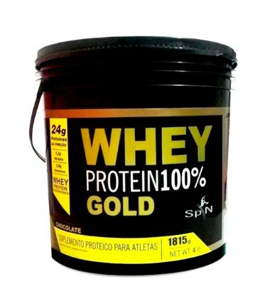 Whey Protein 100% Gold 1815g - Sports Nutrition