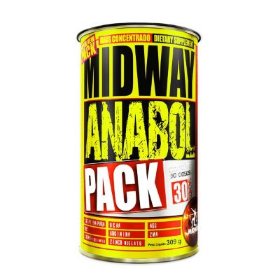 MidWay Anabolic Pack - 30 Packs - MidWay