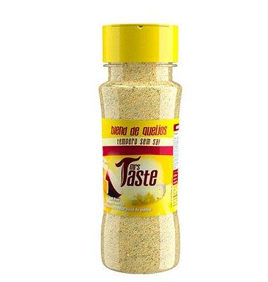Tempero Zero Sódio Blend de Queijos - 55g - Mrs Taste