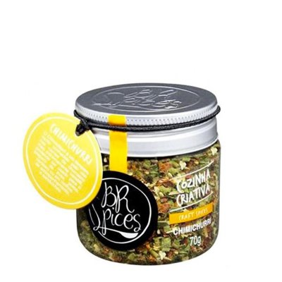 Pote Chimichurri - 70g - Br Spices