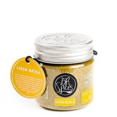 Pote Garam Masala - 90g - Br Spices