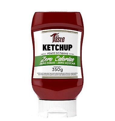 Molho Ketchup - 350g - Mrs Taste