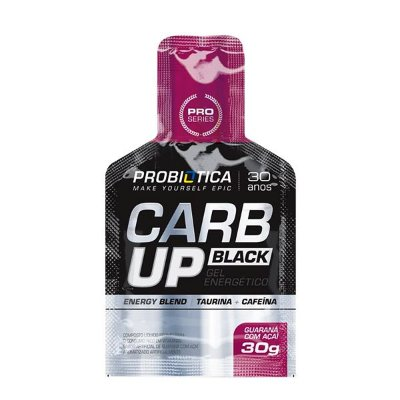 Carb Up Black Sache de 30g - Probiótica