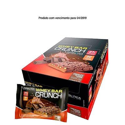 Whey Bar Crunch - 70g - Probiótica