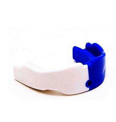 Protetor Bucal Simples Dual Color com Estojo - Prottector