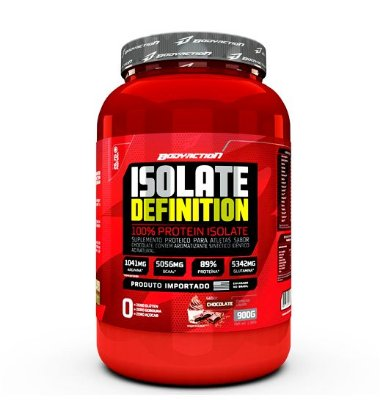 Isolate Definition - 900g - Body Action