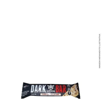 Dark Whey Bar Darkness 90g - Integralmedica
