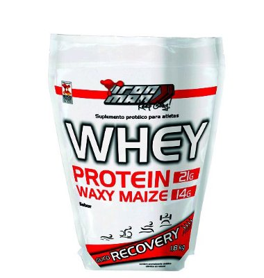 Whey Protein Recovery - 1,8Kg - New Millen