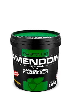 Pasta de Amendoim Granulado - 1,02Kg - Mandubim