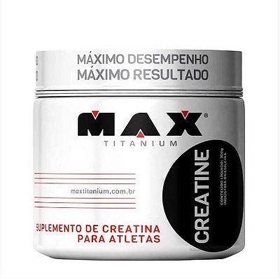 Creatine (Creatina) 100g - Max Titanium