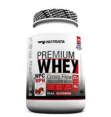 Premium Whey - 900g - Nutrata