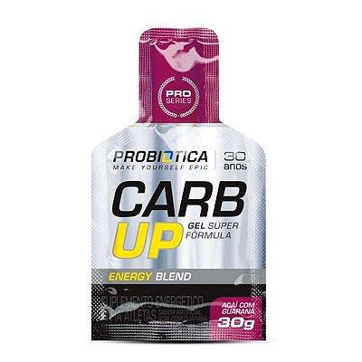 Carb Up Gel Super Fórmula 30g - Probiótica