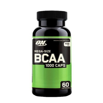 Bcaa 1000 - 60 Cápsulas - Optimum Nutrition