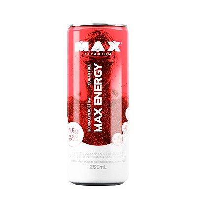 Max Energy - 269ml - Max Titanium