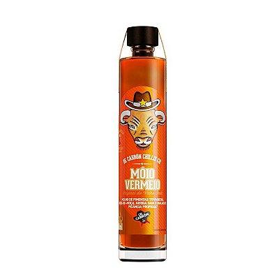 Molho de Pimenta Môio Vermeio 50ml De Cabrón