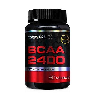 Bcaa 2400 - 60 Tabletes - Probiótica