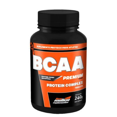 Bcaa Premium - 240 Tabletes - New Millen