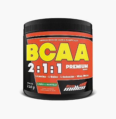 Bcaa Premium 2:1:1 - 210g - New Millen