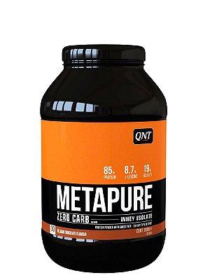 Metapure Zero Carb 1Kg QNT ( Whey Protein Isolado )