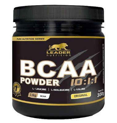 Bcaa Powder 10:1:1 300g Leader Nutrition