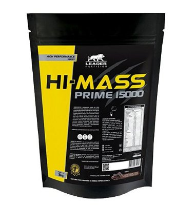 Hi Mass 15000 3kg Leader Nutrition