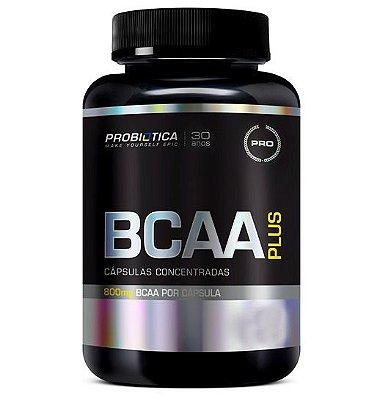 Bcaa Plus 120caps Probiotica
