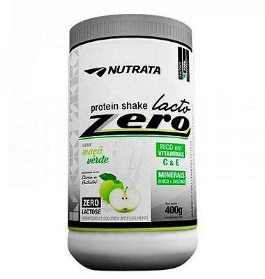 Protein Shake Lacto Zero 400g Nutrata