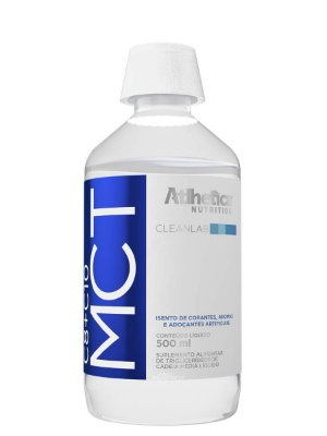 MCT 3 Gliceril M 500ml Atlhetica