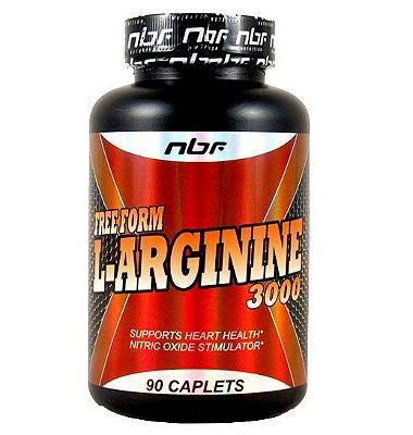 L-arginine 3000 90caps Nbf