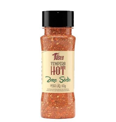 Tempero Hot 60g Mrs Taste