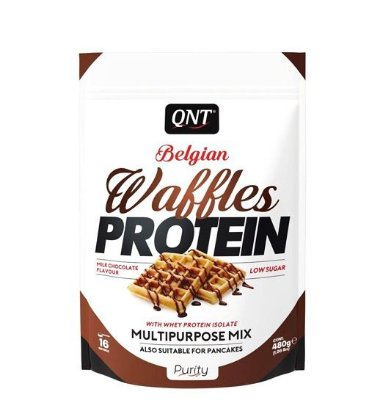 Waffles Protein 480g QNT