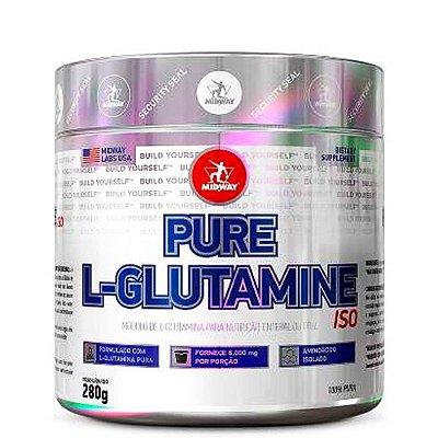 L-Glutamine Iso 280g Midway