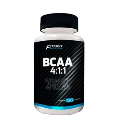 Bcaa 4:1:1 120 tabletes Fit Fast