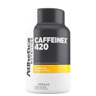 Termogênico Caffeinex 420mg 60 cápsulas Atlhetica