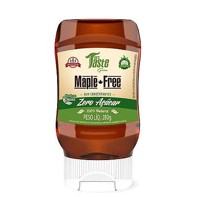 Calda para sobremessa Maple-free 280g Mrs Taste