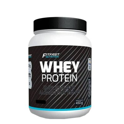 Whey Protein 450g Fit Fast Nutrition