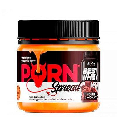 Pasta de Amendoim Spread Best Whey 500g Porn Fit