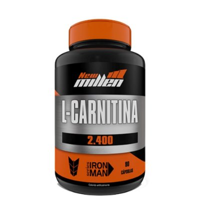 L-carnitina 2.400 90caps New Millen