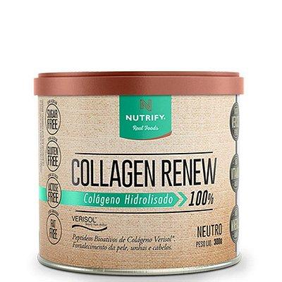 Colageno Hidrolisado Renew 300g Nutrify