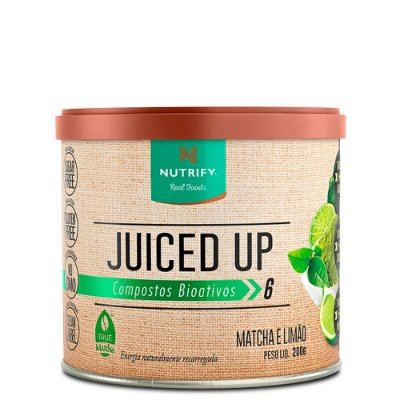 Diurético Juiced UP 200g Nutrify