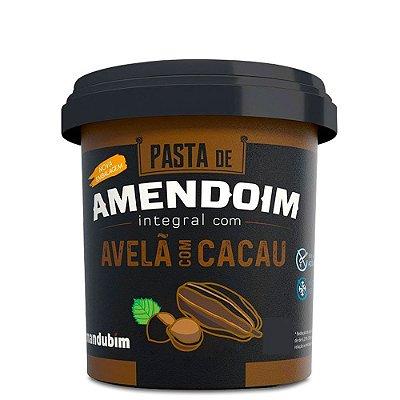 Pasta de Amendoim com Avelã e Cacau 1kg Mandubim