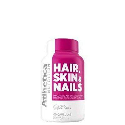 Para Beleza Hair, Skin & Nails 60 Caps Atlhetica
