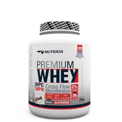 Premium Whey 2kg Nutrata