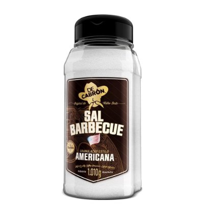 Sal Barbecue Americano 1,010kg De Cabron