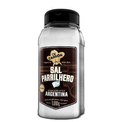 Sal Parrilhero Argentino 1,010kg De Cabron