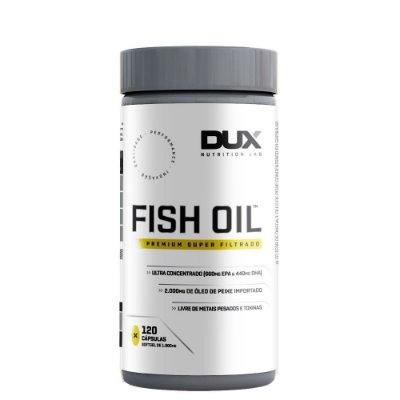 Fish Oil 120 Caps Dux