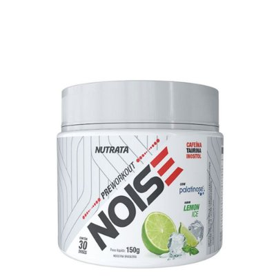 Pre-Workout Noise 150g Nutrata