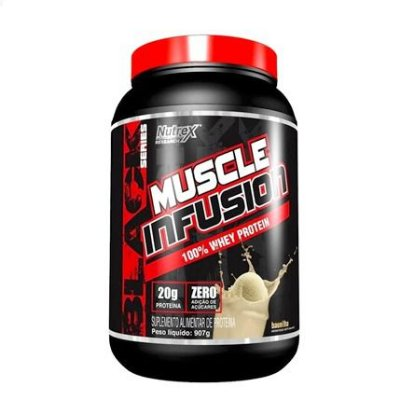 Muscle Infusion Whey 100% 907g Nutrex