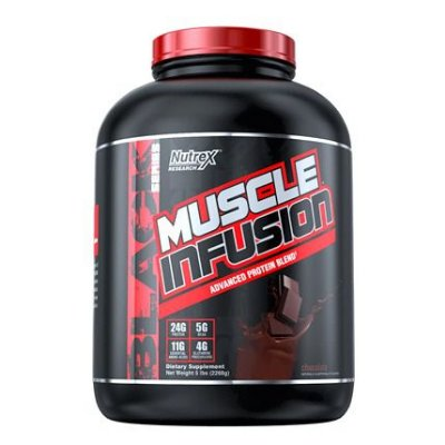 Muscle Infusion whey 100% 2,268kg Nutrex