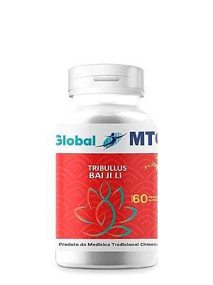 Tribullus Bai Ji Li 60Caps de 400Mg Global Suplementos